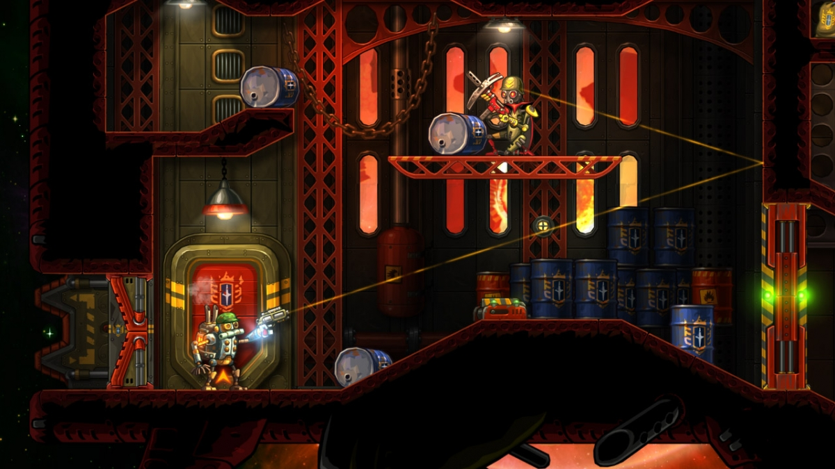 SteamWorld Heist: Ultimate Edition coming to Switch this month