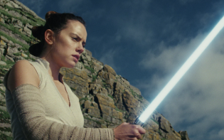 Star Wars – The Last Jedi review: Bible-burning as the darkness rises