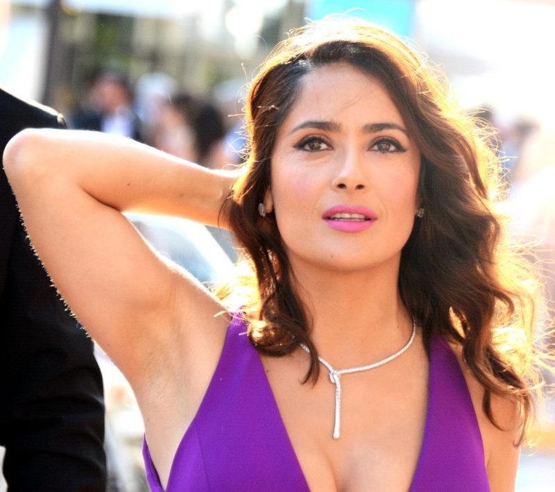 Harvey Weinstein 'Does Not Recall' Salma Hayek Incident