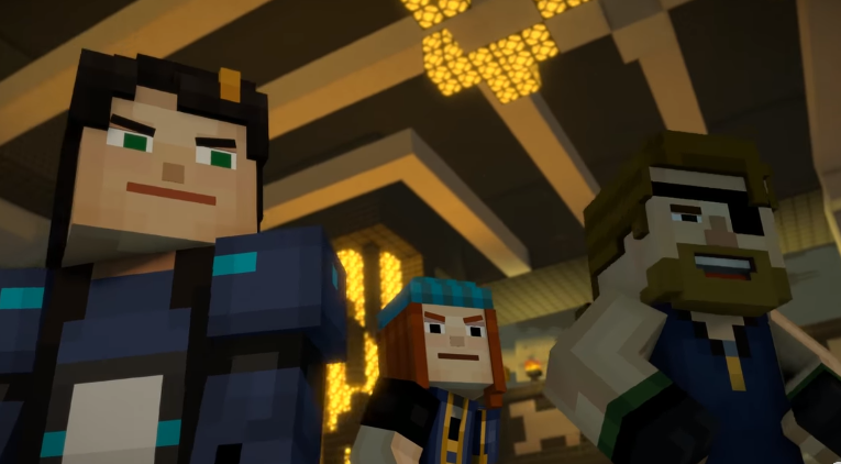 Minecraft Story Mode Season 2 News New Trailer Released Finale
