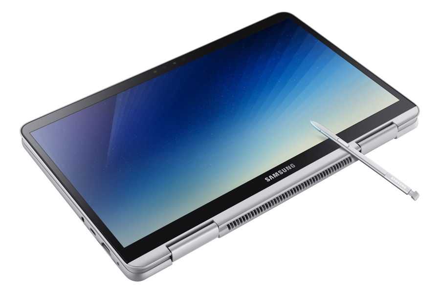 New Samsung Notebook 9 unveiled
