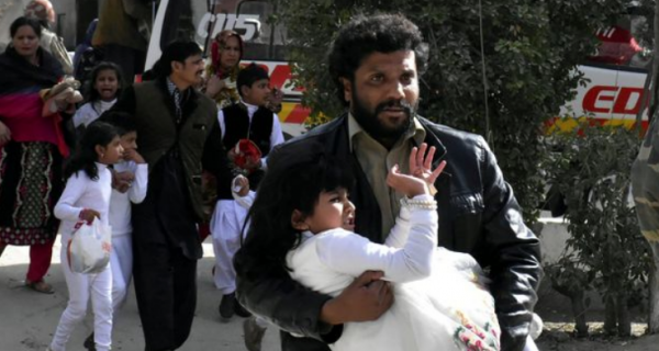 Deadly attack on Pakistan Methodist church leaves 8 dead, many wounded