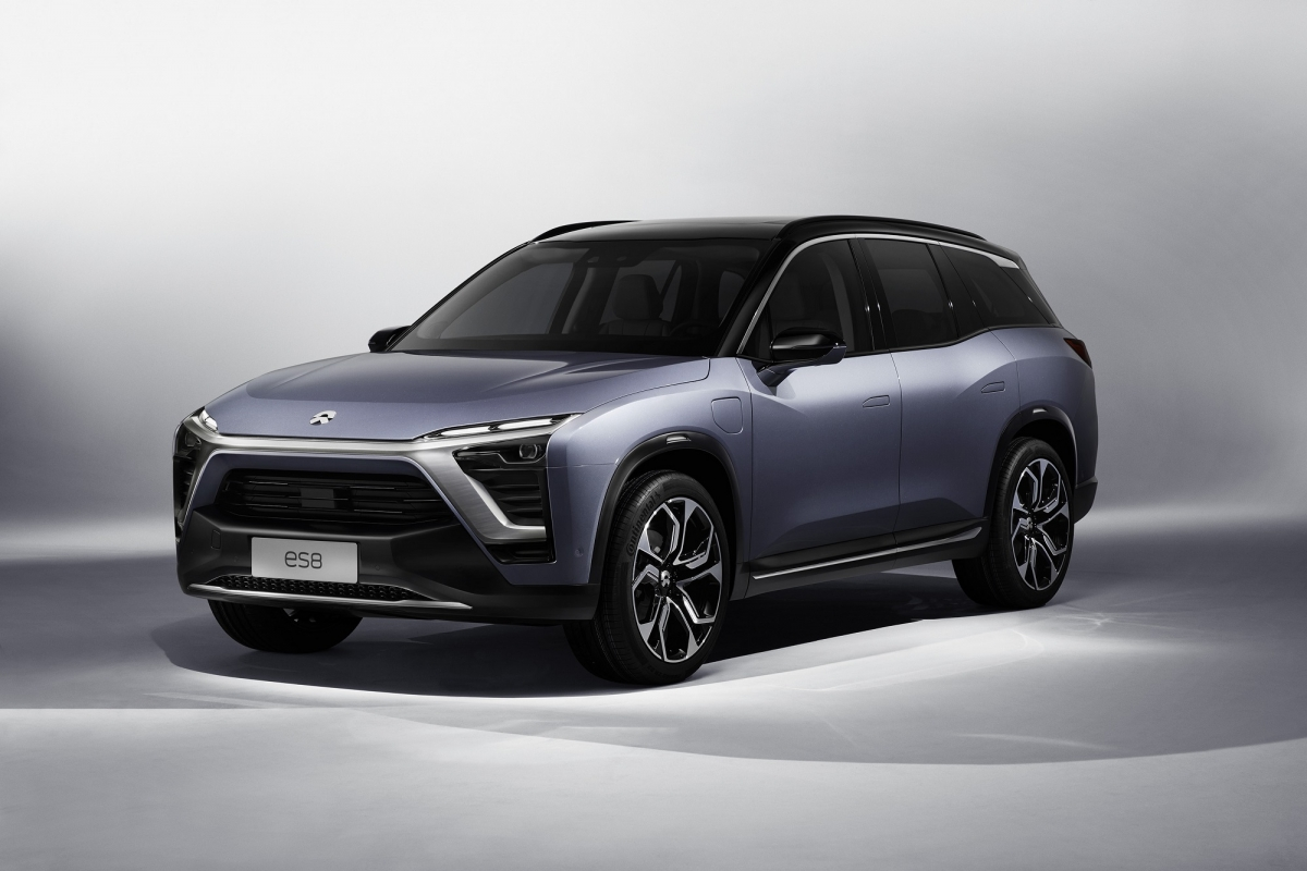 Look Out Tesla, Here Comes Nio