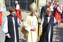 London's getting a female bishop, and there's nothing divine about male headship