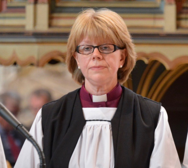Sarah Mullally appointed bishop of London
