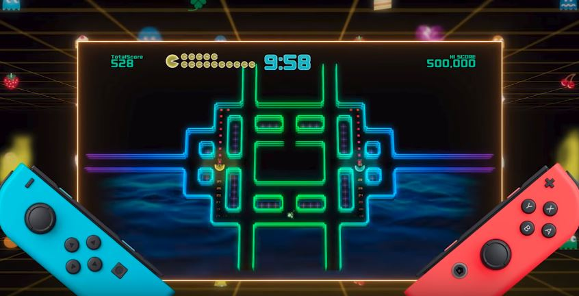 Pac-Man Championship Edition 2 Plus Announced for Switch