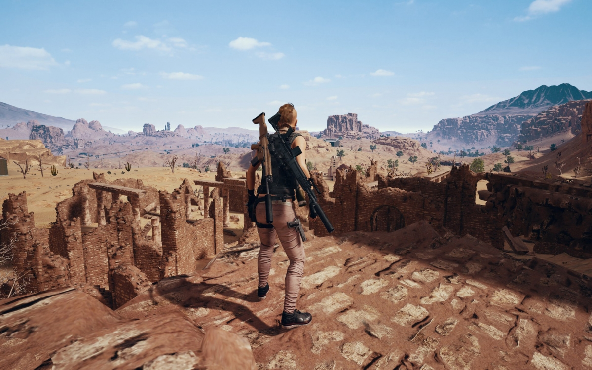 PUBG Players Discover Clever Way to Avoid Miramar Desert Map