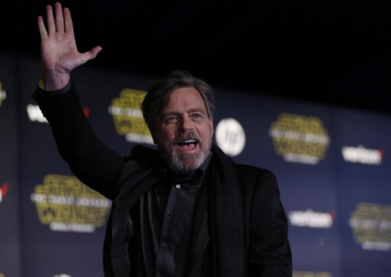 Mark Hamill regrets being honest because no one listens
