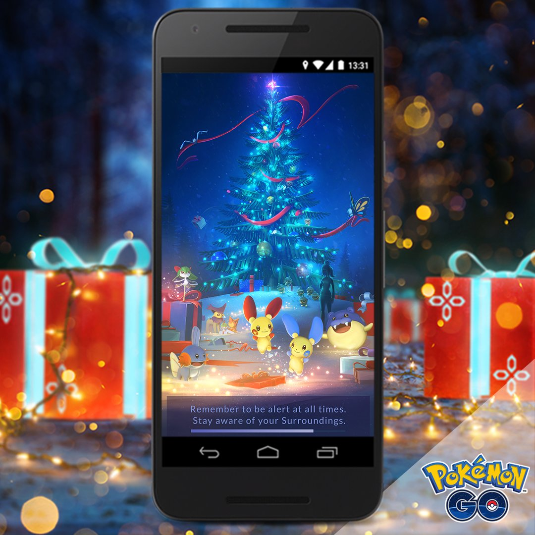 'Pokemon GO' to not have a special New Year event?