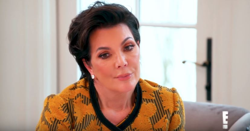 Kris Jenner has platinum blond hair now - see her new look!