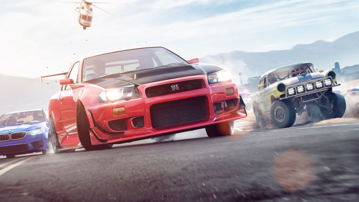 Need For Speed Payback To Get Online Free Roam With New Update