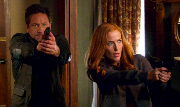 The X-Files: FOX Boss Talks About the Show's Future