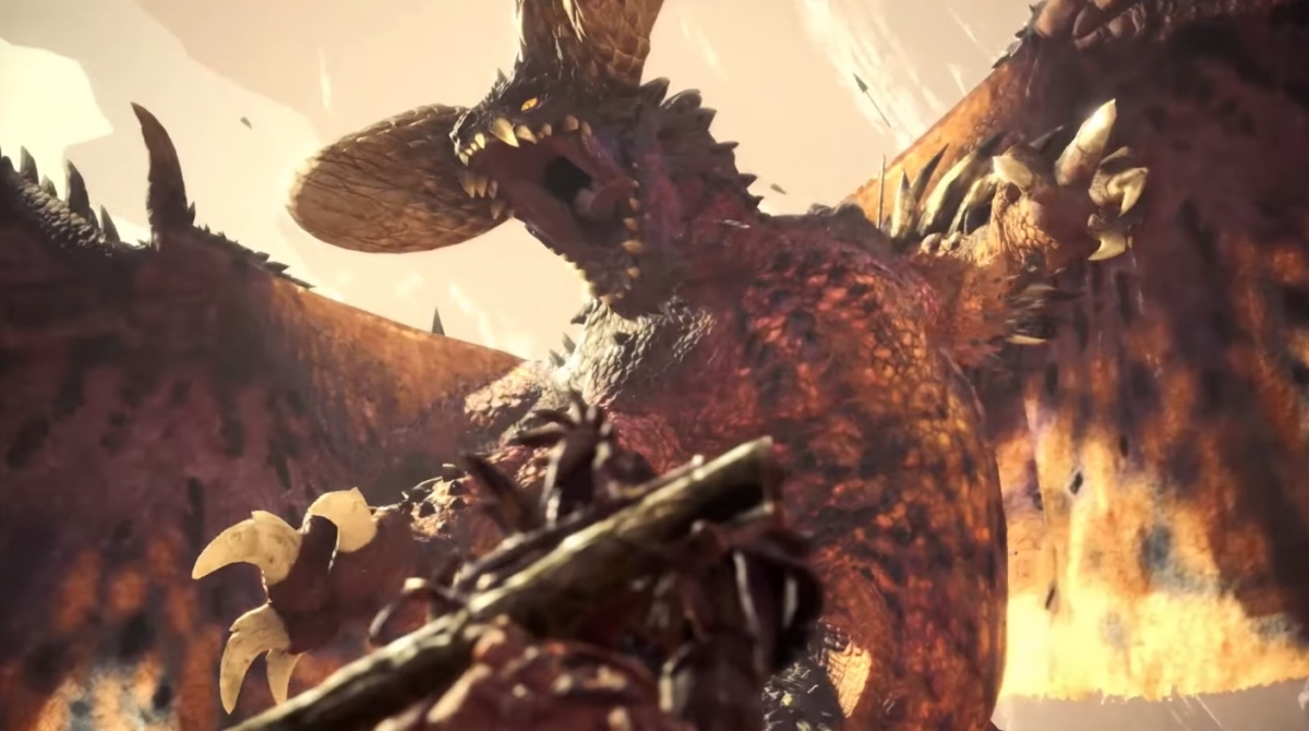 Monster Hunter World Third PS4 Beta Pre-Load Times, Rewards Detailed