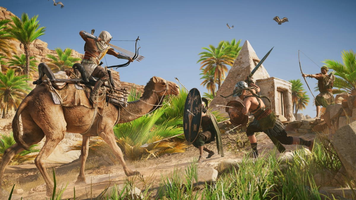 Assassin's Creed Origins Could Be Getting A New Game + Mode