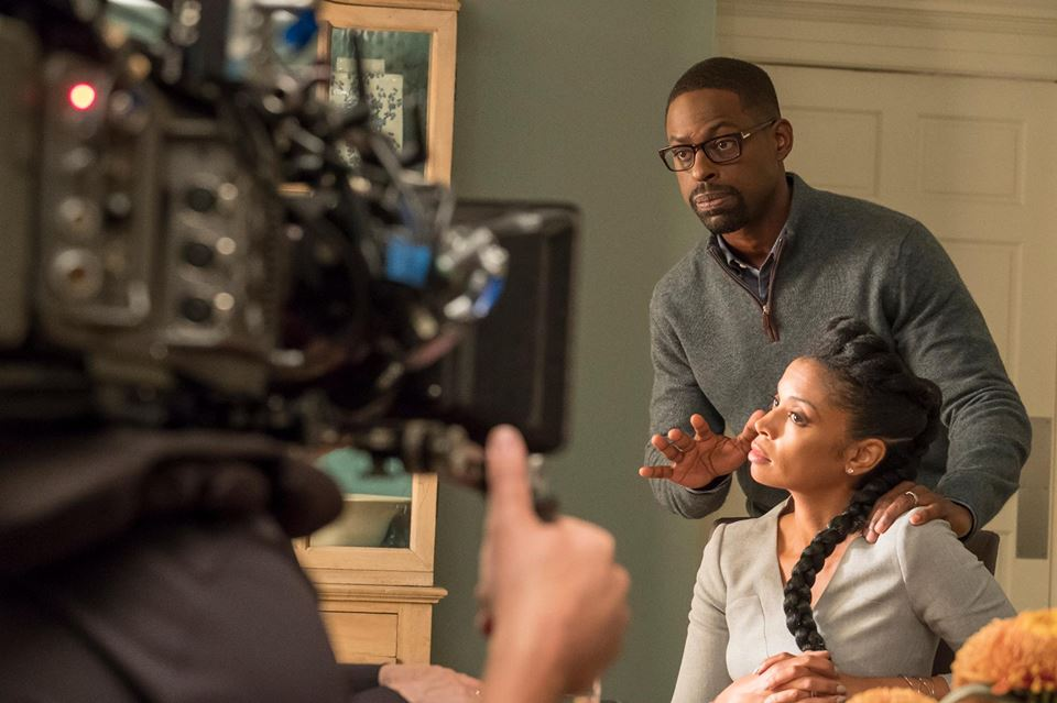 You Need to See Sterling K. Brown's Historic Golden Globes Win & Speech