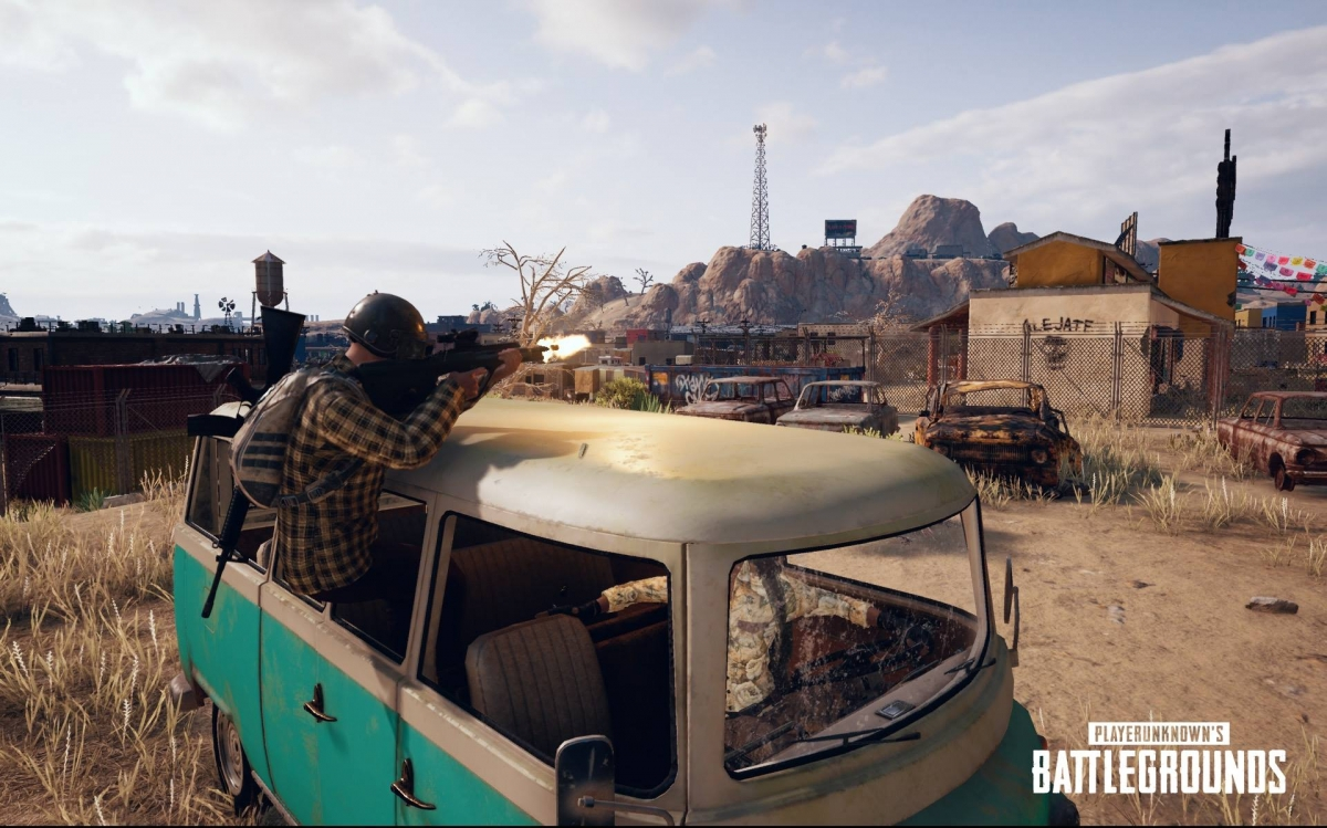 Here's How PUBG Runs On Xbox One X With The Newest Update