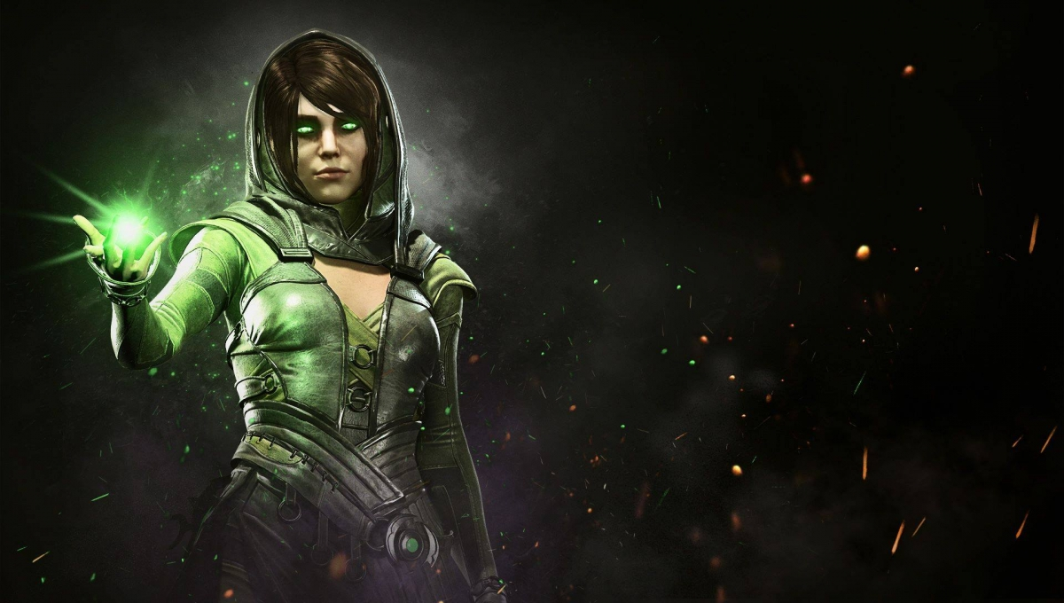 Injustice 2 Enchantress release goes live on PS4 and Xbox One