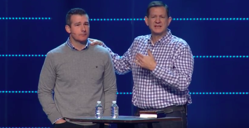 Church Gives Pastor A Standing Ovation For Admitting He Assaulted A Minor