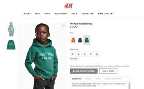 H&M 'Coolest Monkey' racial scandal: Mother of boy model tells critics to 'get over it'