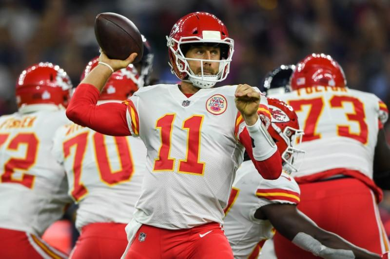 Alex Smith named to the Pro Bowl replacing Chargers quarterback Philip Rivers