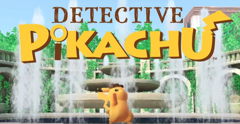Full Package Detective Pikachu Game Announced; Huge Pikachu Amiibo