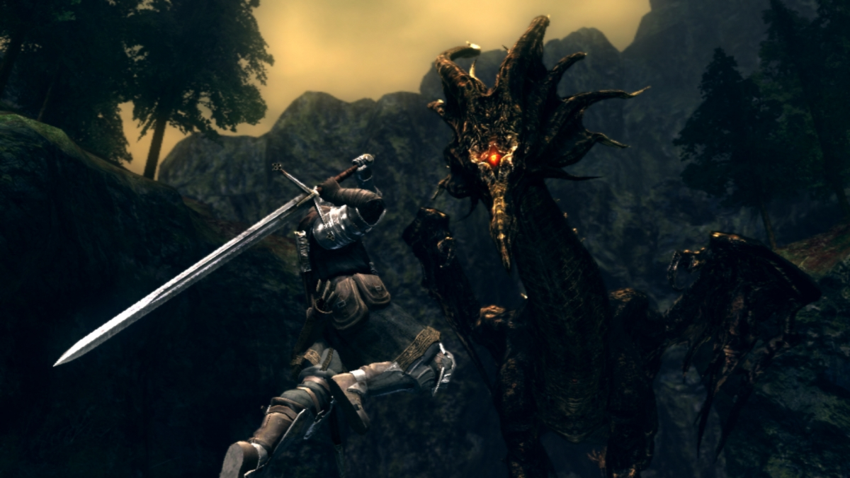 Dark Souls Remastered will not be using new assets