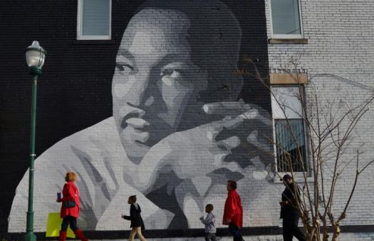 How a heritage of black preaching shaped Martin Luther King's voice in calling for justice