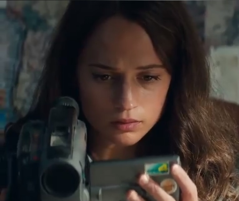 Tomb Raider Movie 2018 Reboot Second Trailer Released By Warner Bros