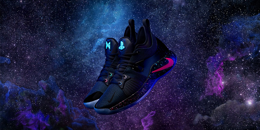 Paul George's New Sneakers Are Inspired By His Love For Playstation