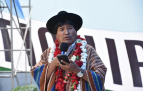 Bolivia's president Evo Morales revokes controversial law restricting religion after protests from evangelicals