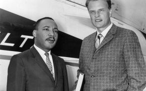 Billy Graham and Martin Luther King's friendship: Son Franklin said 'their heart and their goal was the same'