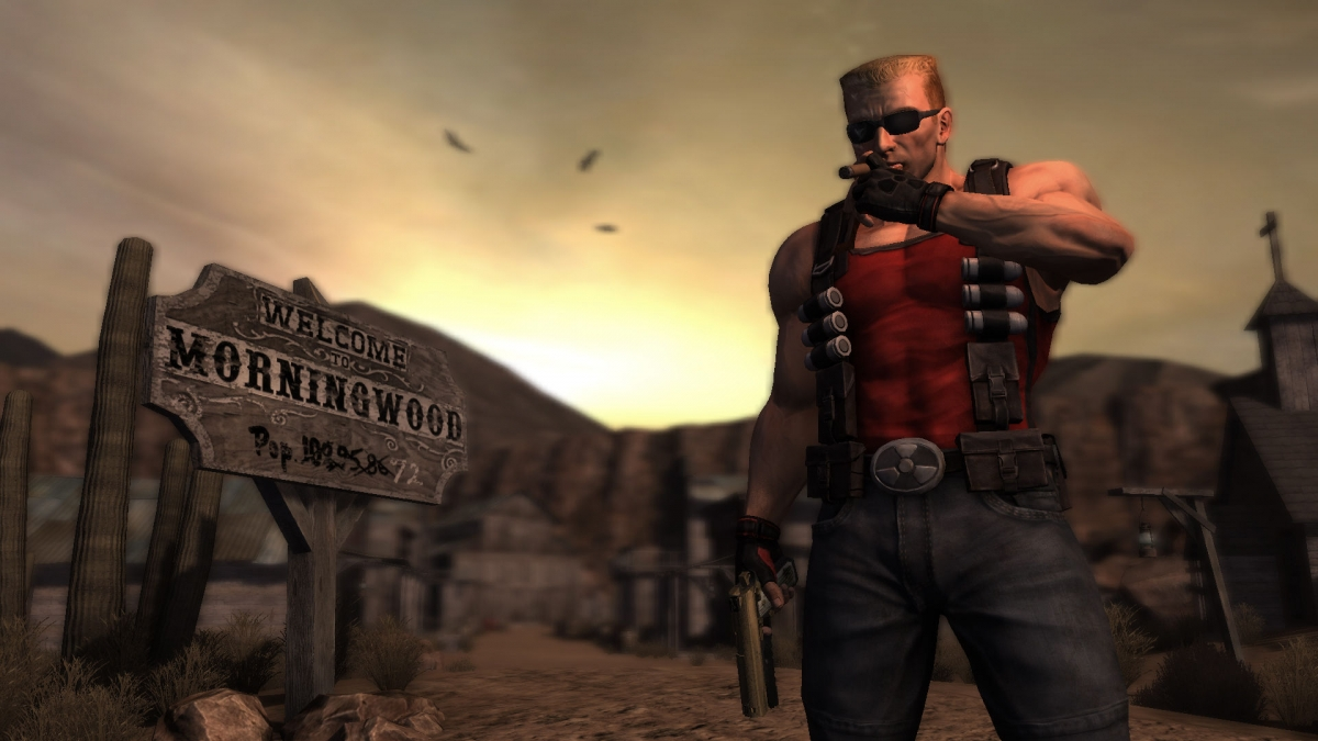 'Duke Nukem' Movie Reportedly In The Works, John Cena Could Star