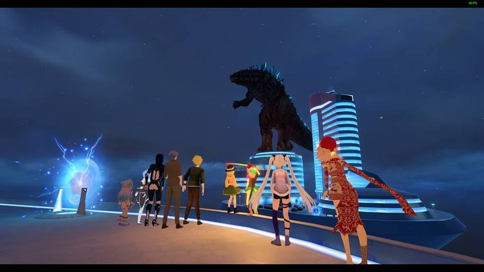 VRChat' introduces a whole new world of social media gaming