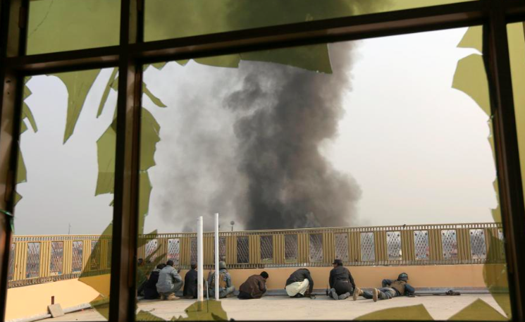 Militants storm save the children office in afghanistan amid deadly clashes christian news on - Save the children press office ...