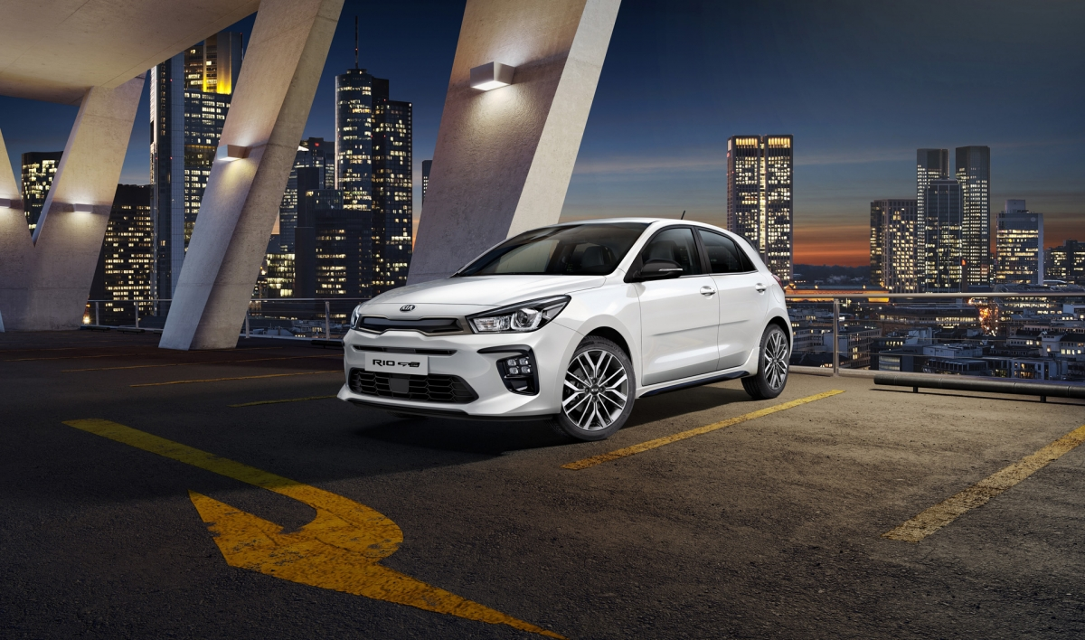 2018 Kia Rio Gt Line Release Date Specs News Hatchback Gains