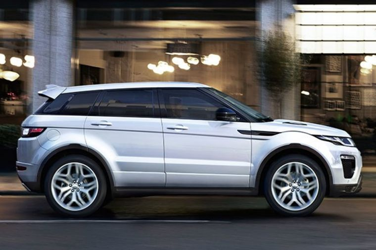 2019 range rover evoque release date specs news prototype reveals velar inspired design. Black Bedroom Furniture Sets. Home Design Ideas