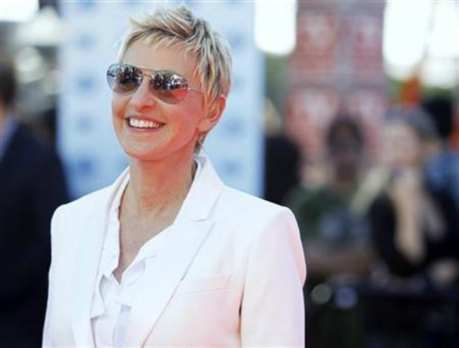 Ellen DeGeneres gives Audience $1 million to Split