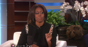 Michelle Obama shares what she misses about normal life
