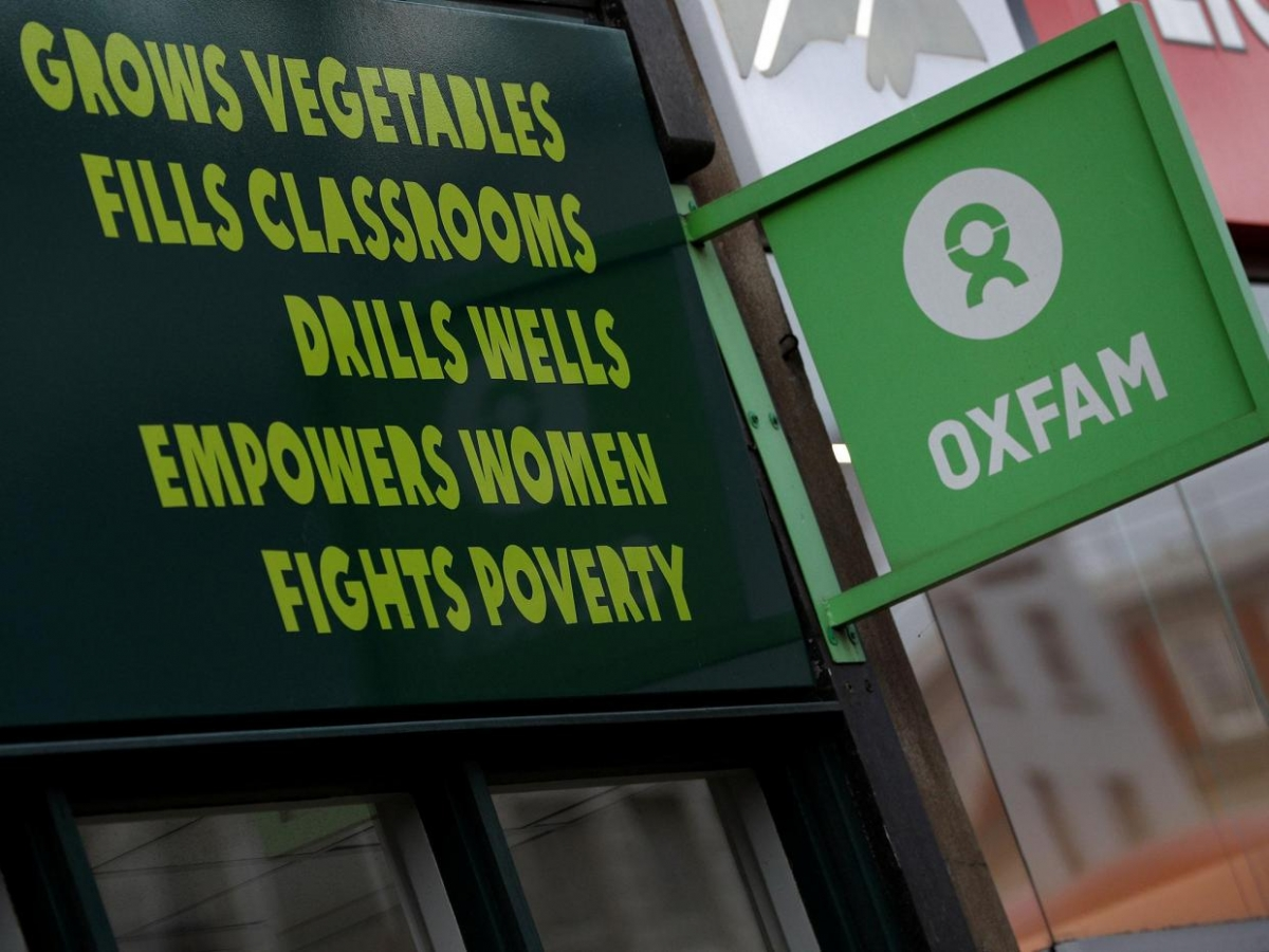 Allegations of sexual misconduct at Oxfam