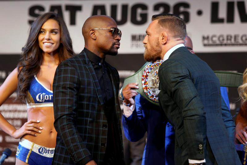 Conor McGregor makes HUGE Floyd Mayweather announcement