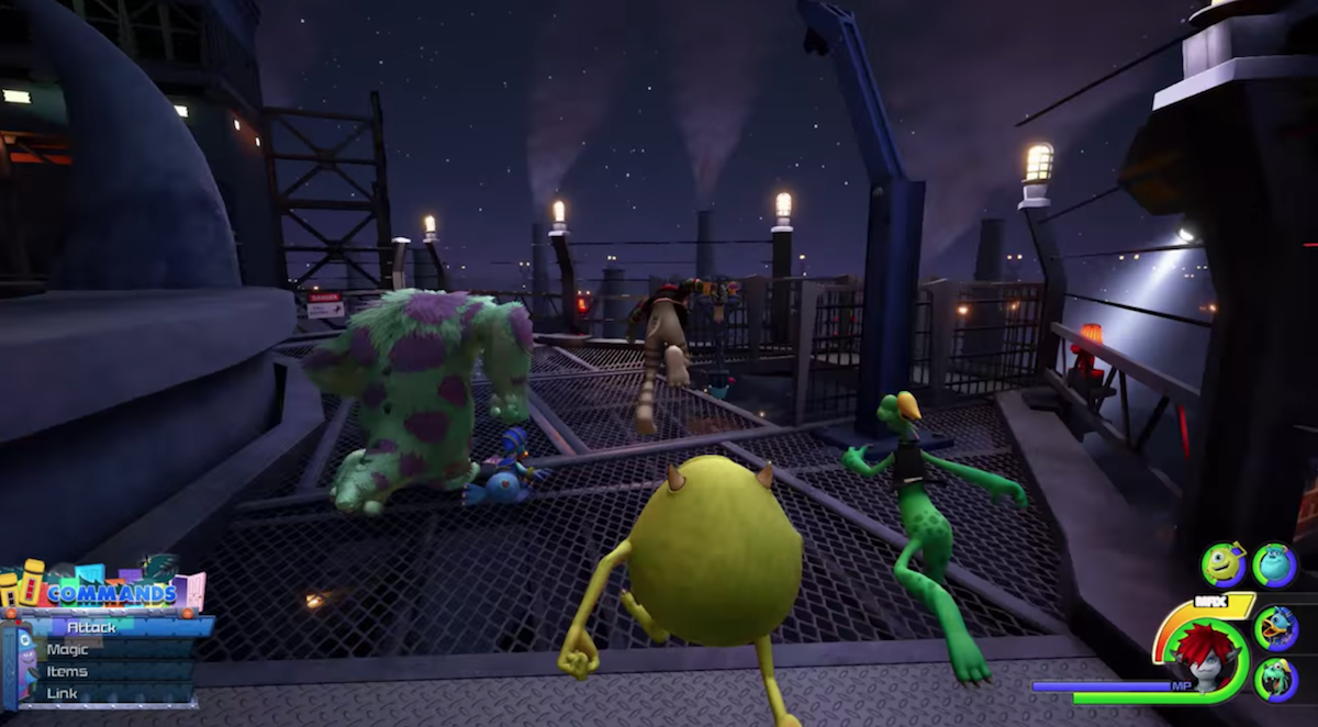 Kingdom Hearts 3\' gameplay news: One map is one whole game ...