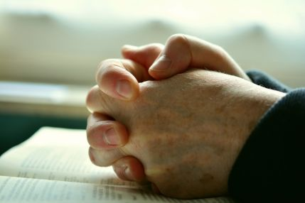 The gift of silence: How to pray without words