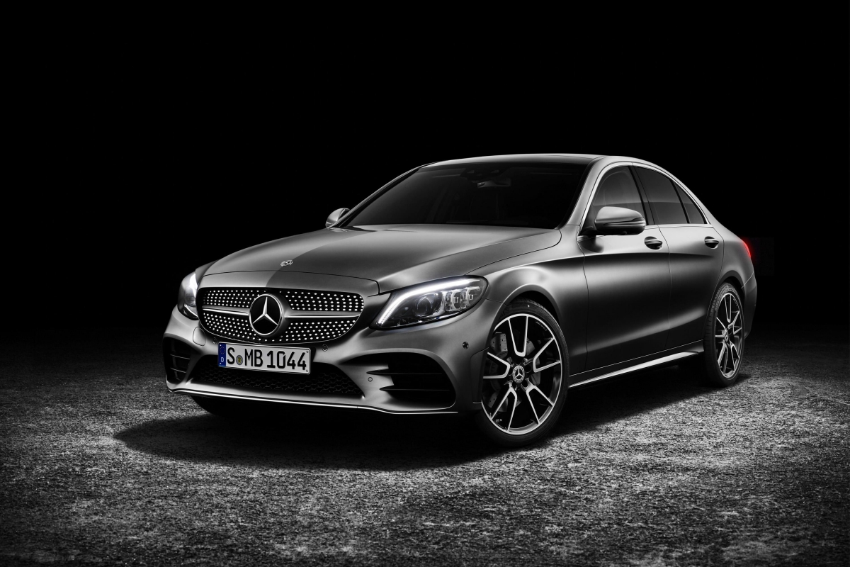 Mercedes-Benz Unveils Updated C-Class Ahead Of Geneva Debut