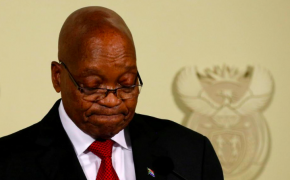 President Zuma's resignation a 'golden opportunity', says South African bishop: 'We have a country to build'