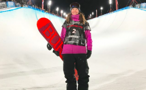 How God helped Olympic snowboarder Kelly Clark find purpose in life