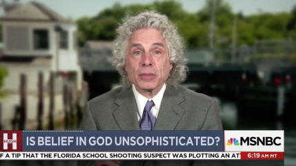 Answering atheist Steven Pinker on the Florida shooting: Where was the 'benevolent shepherd' God?