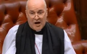 Bishop of Chelmsford: Do we really want Trump's finger on nuclear button?
