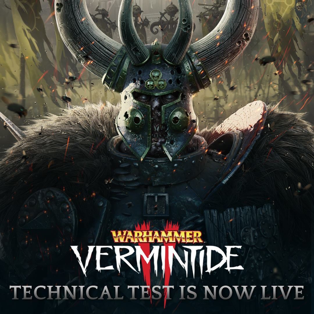 Vermintide 2 beta on PC this weekend