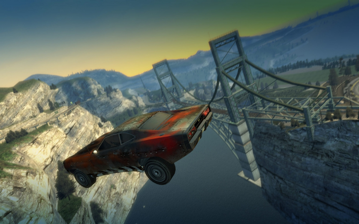 Burnout Paradise is Getting a Remaster this March