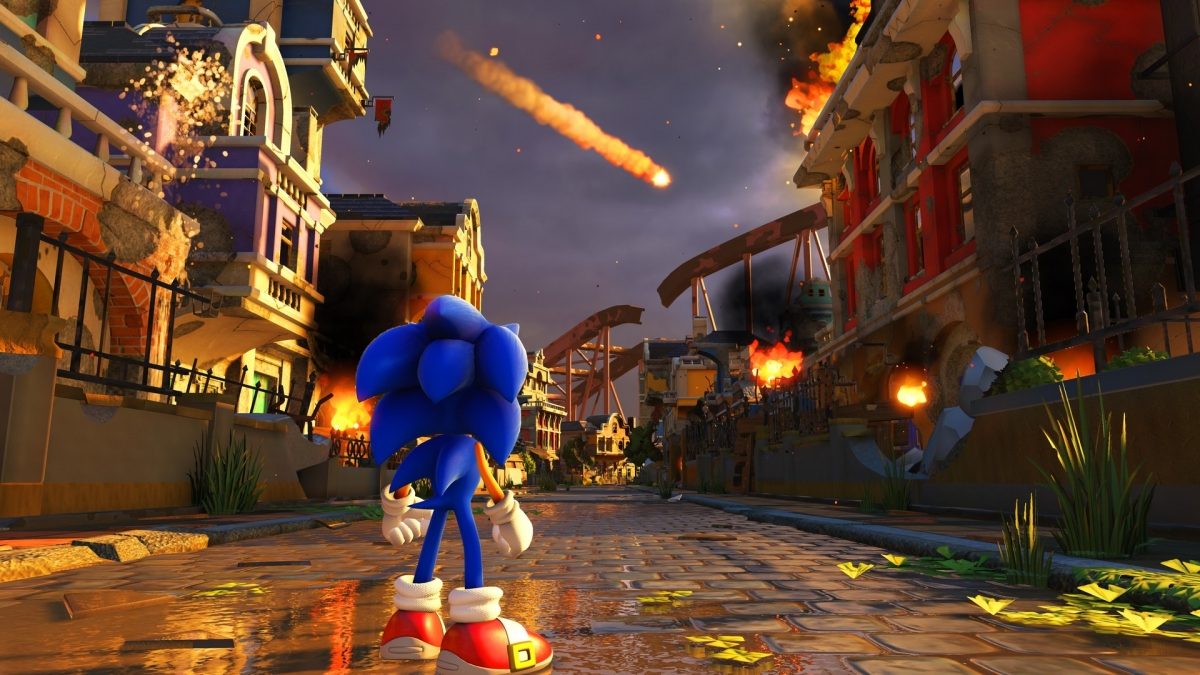 SEGA Partners With Paramount Pictures For Sonic the Hedgehog Movie